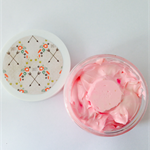 """Strawberry"" Whipped Body Butter Vegan 100g"